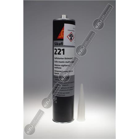 SIKAFLEX 221 SZARY 300ML (370G)