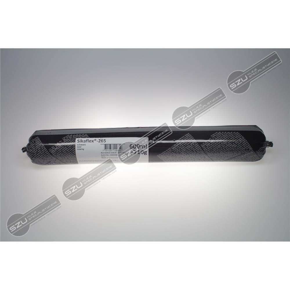 SIKAFLEX 265 600ml czarny  (725g)-341