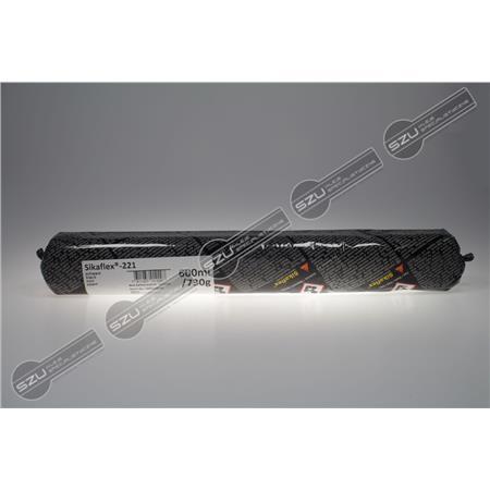 SIKAFLEX 221 CZARNY 600ML (730G)
