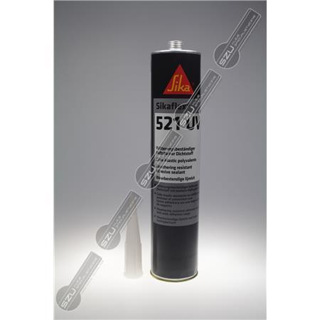 SIKAFLEX 521 UV SZARY 300ML (470g b)-282