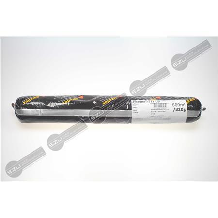SIKAFLEX 521 UV CZARNY 600ml  (860gb)-48
