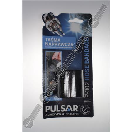 PULSAR HOSE BANDAGE P-302 TAŚMA CZARNA.-846