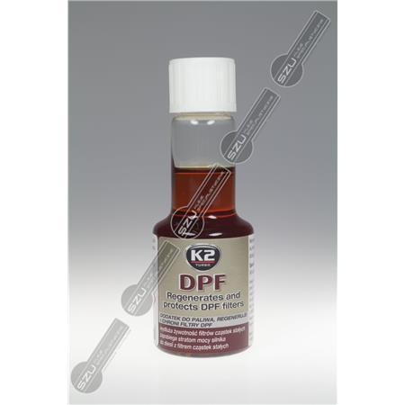 K2 DPF 50ml dodatek do paliwa regeneruje i chroni-1129