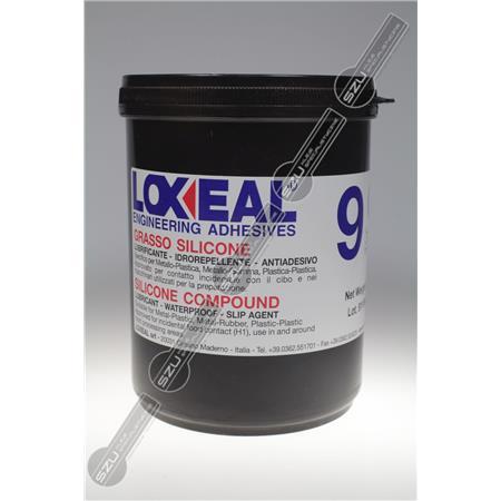 LOXEAL-SMAR SILIKONOWY NR 9 1kg.-1636