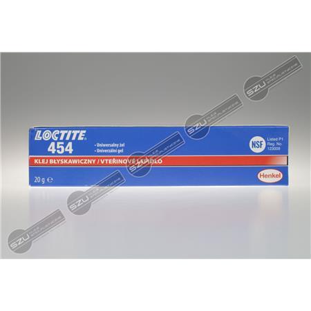 LOCTITE 454 ŻEL 20ML IDH 246568