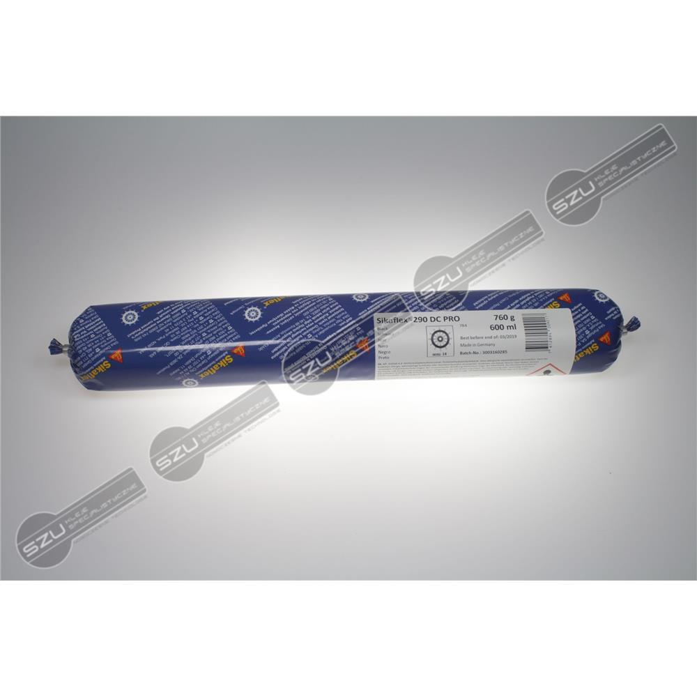 SIKAFLEX 290 DC PRO CZARNY 600ML (760G)-310