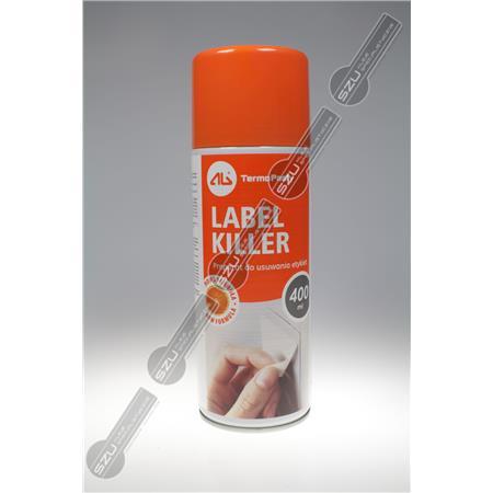 AG TERMOPASTY LABEL KILLER 400ML-1383