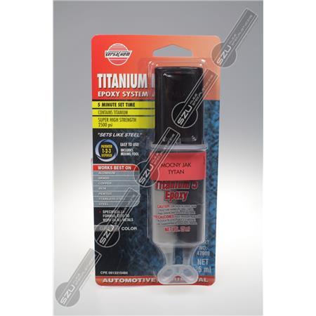 VERSACHEM TITANIUM EPOXY SYSTEM 25ML-1482