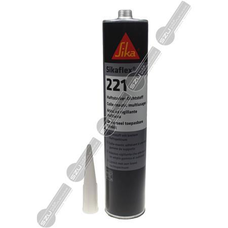 SIKAFLEX 221 BIAŁY 300ML (370G)