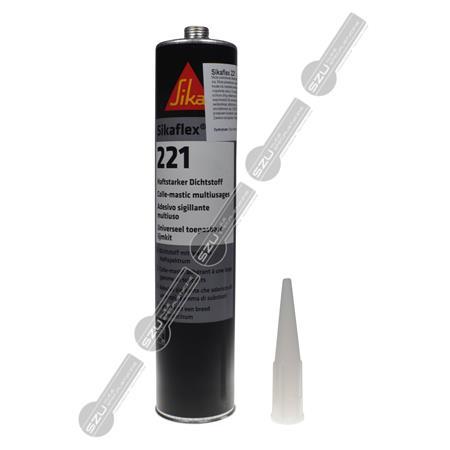SIKAFLEX 221 BIAŁY 300 ML (370G)-2134