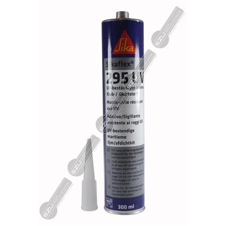 SIKAFLEX 295 UV CZARNY 300ml-2140