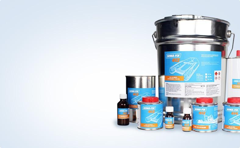Produkty z serii Sema-Fix już w sprzedaży